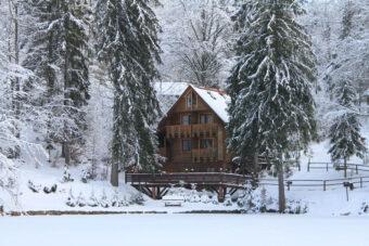 5 причин, почему стоит посетить «Озеро Vita» зимой