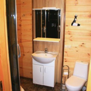 Котедж «Черенина» стандартный 2-местный номер с 1 кроватью 5