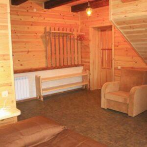 Котедж «Черенина» стандартный 2-местный номер с 1 кроватью 3