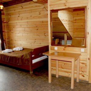Котедж «Черенина» стандартный 2-местный номер с 1 кроватью 4