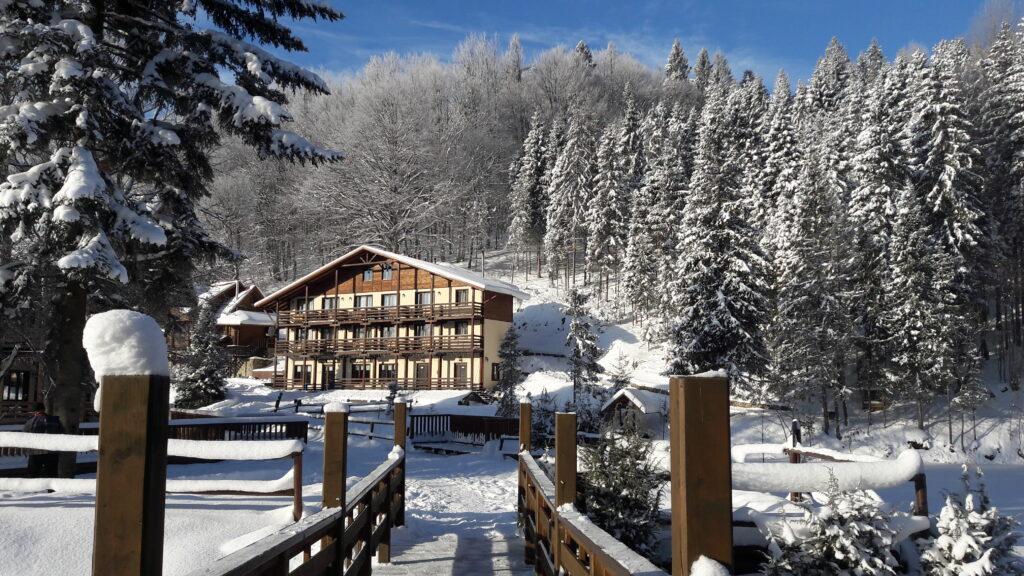 міні готель зима