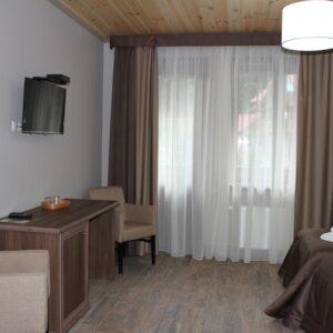 Новый отель — полулюкс улучшенный (делюкс) 2