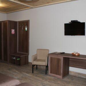 Новый отель — полулюкс улучшенный (делюкс) 3