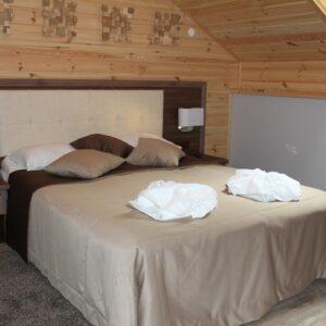 Новый отель — трехкомнатный двухуровневый «люкс» 1