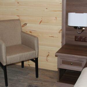 Новый отель — трехкомнатный двухуровневый «люкс» 3