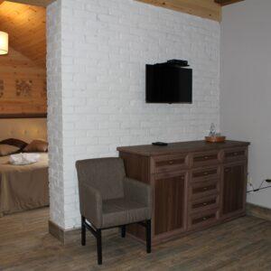 Новый отель — трехкомнатный двухуровневый «люкс» 4