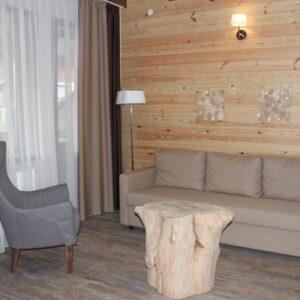 Новый отель — трехкомнатный двухуровневый «люкс» 5