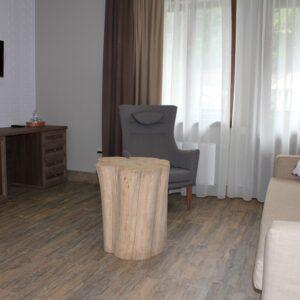 Новий готель –  сімейний напівлюкс двокімнатний 6