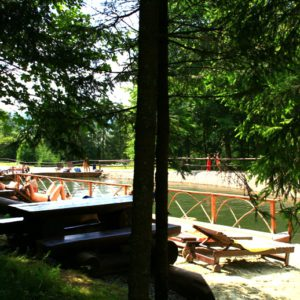 Отдых в Карпатах с бассейном 3