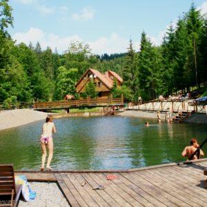 Отдых в Карпатах с бассейном 5