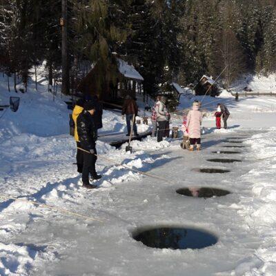 Зимняя рыбалка 1
