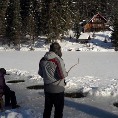 Зимняя рыбалка 3