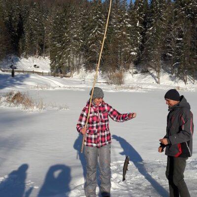 Зимняя рыбалка 6