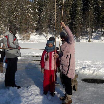 Зимова риболовля 1