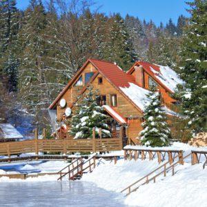 Отдых в Карпатах Зимой 30