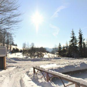 Отдых в Карпатах Зимой 31