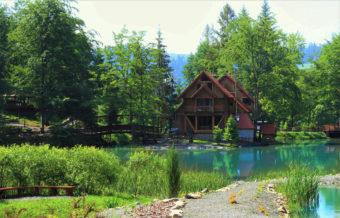 «Озеро Vita» вошло в пятерку райских местностей Украины