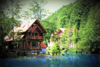 «Озеро Vita» входит в четверку самых желанных мест для отдыха в закарпатском Межгорье
