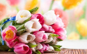 С праздником весны, дорогие женщины!