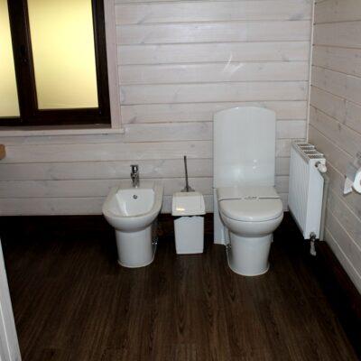 Коттедж «Остров» стандартный 2-местный номер с 1 кроватью 4