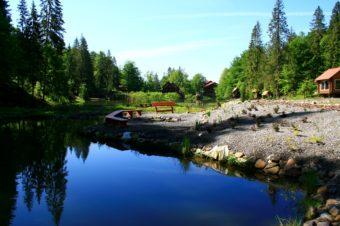 «Озеро Vita» входить у четвірку найбажаніших місць для відпочинку в закарпатській Міжгірщині