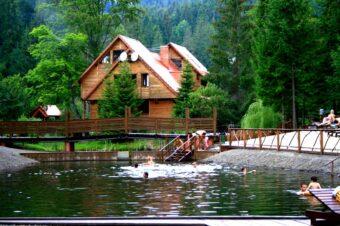 «Озеро VITA» – у трійці лідерів серед найкращих туристичних комплексів