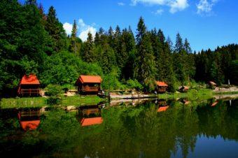 «Озеро Vita» потрапило у номінацію «Кращий туристичний комплекс» премії «Carpathian travel awards»