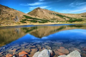 Озера Карпат – найкращі місця для літнього відпочинку в Карпатах