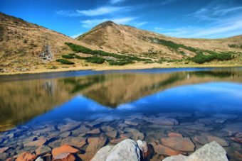 Озера Карпат — список лучших летних мест для отдыха в Карпатах