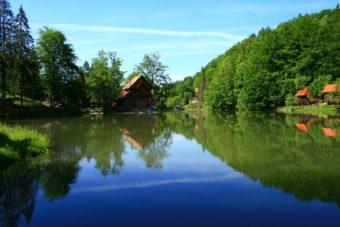 «Озеро Vita» ввійшло у п'ятірку райських місцин України
